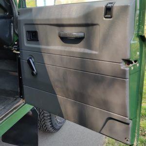 1993 LHD Defender 90 Conisten Green 200 Tdi doorcard