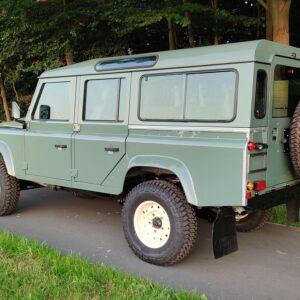 1994 LR LHD Defender 110 300 Tdi Keswick READY left rear
