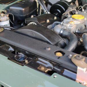 1994 LR LHD Defender 110 300 Tdi Keswick READY slam panel engine bay