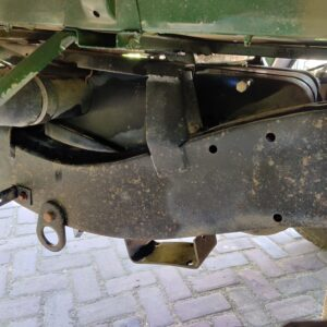 1994 LR LHD Defender 110 300 Tdi 3 dr Autobiography chassis right rear (2)