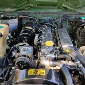 1994 LR LHD Defender 110 300 Tdi 3 dr Autobiography engine bay