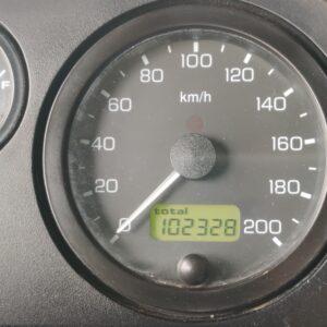 2004 LR LHD Defender 130 Td5 White A speedo 102000 km