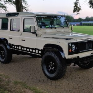 1992 LR LHD Defender 110 200 Tdi S8 done right front