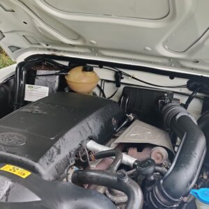 2004 LR LHD Defender 110 High Cap engine
