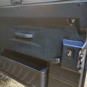 1998 LR LHD Defender 90 WOLF A doorcard right