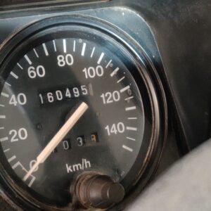 1996 LR Defender 110 300 Tdi Dark Green speedo