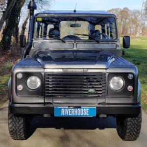 1997 LR LHD Defender 90 300 Tdi front