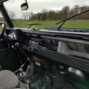 1996 LR LHD Defender 130 300 Tdi A dash and trim