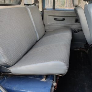 1997 LR LHD Defender 130 300 Tdi A rear seats
